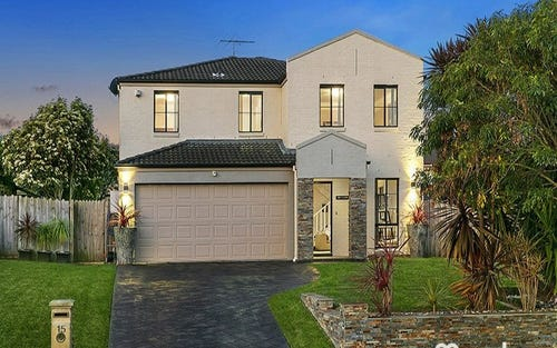 15 Weeroona Place, Rouse Hill NSW 2155