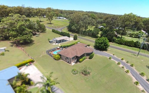 157x Golf Links Rd Woodford Island via, Maclean NSW 2463