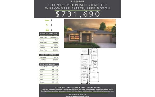 Lot 9160 Willowdale Estate, Leppington NSW 2179