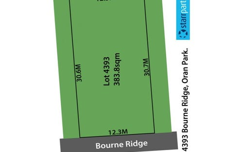 Lot 4393 Bourne Ridge, Oran Park NSW 2570