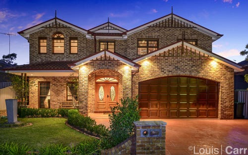 3 Gould Avenue, Kellyville NSW