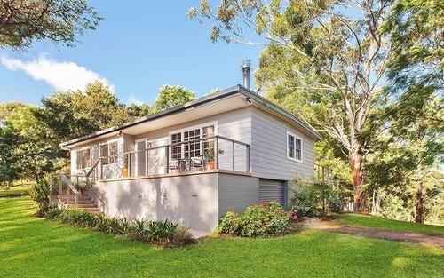 281 Woodhill Mountain Road, Broughton Vale NSW 2535