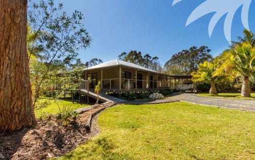 120 Racecourse Rd, Bungwahl NSW 2423