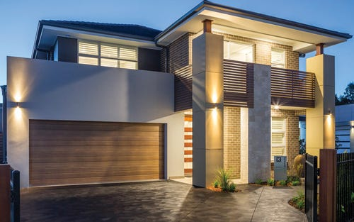 Lot 207 Hartigan Avenue, Kellyville NSW 2155