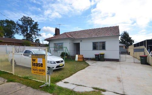 27 mons street, Granville NSW