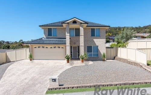 4 Ripon Way, Macquarie Hills NSW 2285