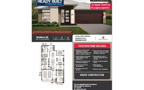 LOT 3020 JAMESTOWN AV., Leppington NSW 2179