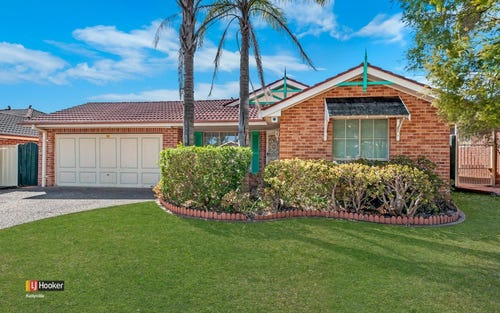18 Pottery Circuit, Woodcroft NSW