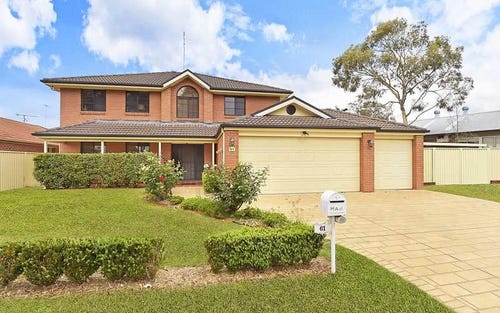 61 Clower Avenue, Rouse Hill NSW 2155