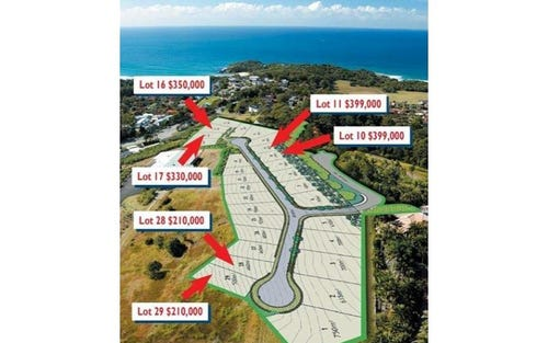 Lots 42-70/ Aspect Gerard Drive, Coffs Harbour NSW 2450