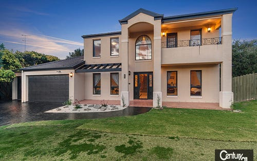 1 Highgate Circuit, Kellyville NSW 2155