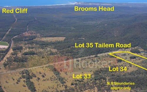 Lot 35 Tailem Drive, Taloumbi NSW 2463