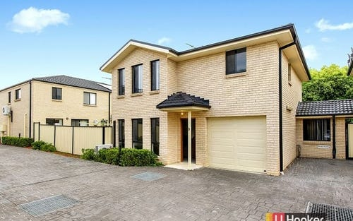 3/23 Montrose Street, Quakers Hill NSW 2763