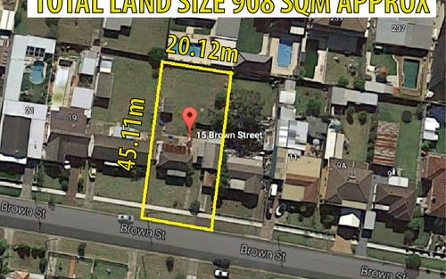 15 Brown Street, Smithfield NSW 2164