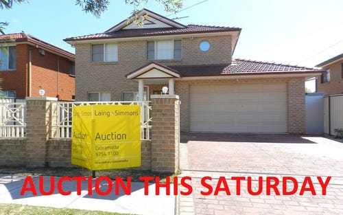 34 Olive Street, Fairfield NSW 2165