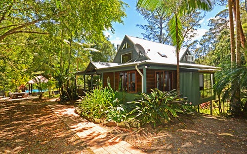 123 Bonnydoon Road, Uki NSW 2484