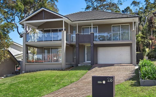 28 Flat Rock Rd, Gymea Bay NSW 2227