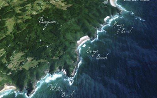 Lot 2 Bunjum, Seven Mile Beach Road, Broken Head NSW 2481