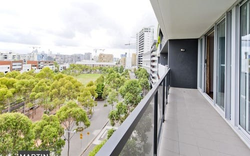 53/2 Hutchinson Walk, Zetland NSW