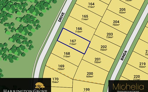 Lot 167, Collector Drive, Harrington Park NSW 2567