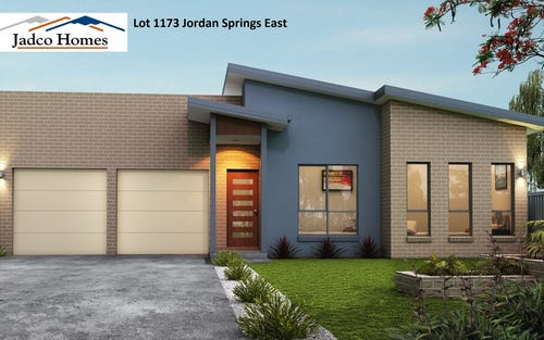 Lot 1173 Road 4, Jordan Springs NSW 2747