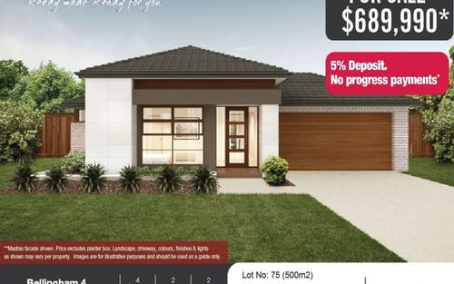 Lot 75 O'Meally St, Harrington Park NSW 2567