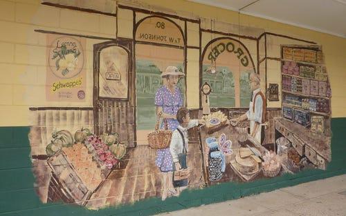 Johnson's Store/80 Wamboin Street, Gilgandra NSW 2827