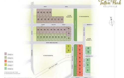 Lot 411 Thomas Boulton Avenue, Kellyville NSW 2155