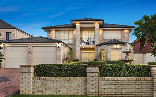 5 Danehill Ct, Castle Hill NSW 2154