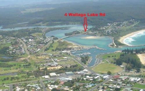 4 Wallaga Lake Road, Bermagui NSW 2546