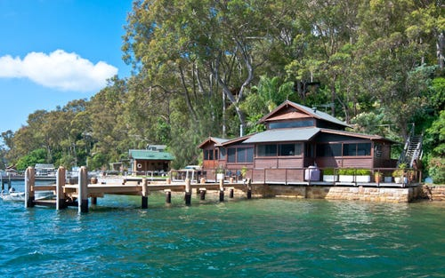 99 Richard Rd, Scotland Island NSW 2105