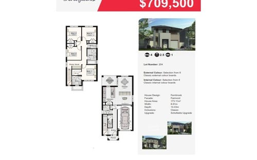 lot 204 Schofield Road, Schofields NSW 2762