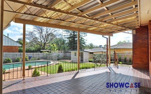 60 Alamein Avenue, Carlingford NSW