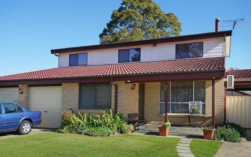 7 Gandell Crescent, South Penrith NSW 2750