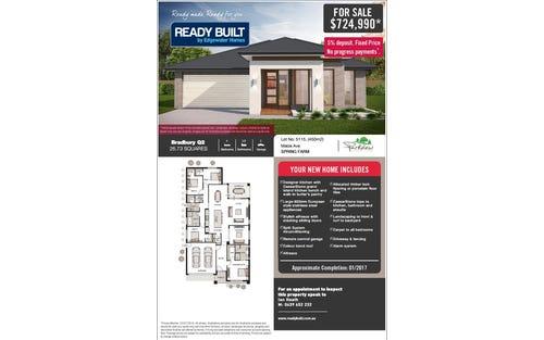 LOT 5115 MAIZE AVENUE, Spring Farm NSW 2570