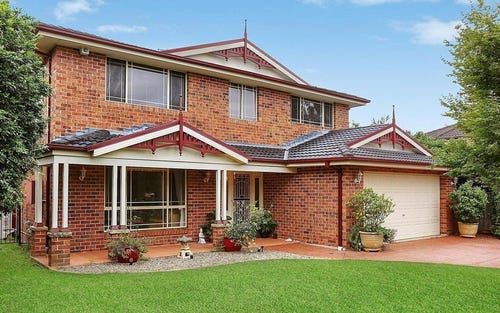3 Mayda Place, Beaumont Hills NSW 2155