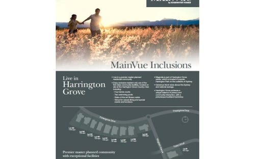 Lot 160 Forestgrove Drive, Harrington Park NSW 2567
