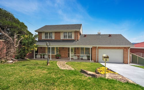6 Dickson Avenue, Mount Warrigal NSW 2528