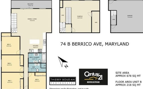 74A & 74B Berrico Avenue, Maryland NSW 2287