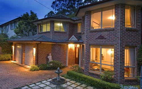 1 Bettowynd Road, Pymble NSW