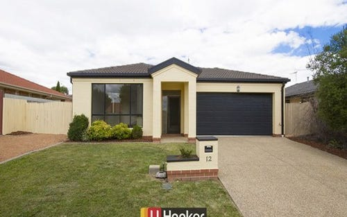 12 John Winter Street, Gungahlin ACT