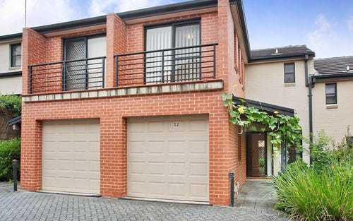 12/15-21 Webb Avenue, Hornsby NSW