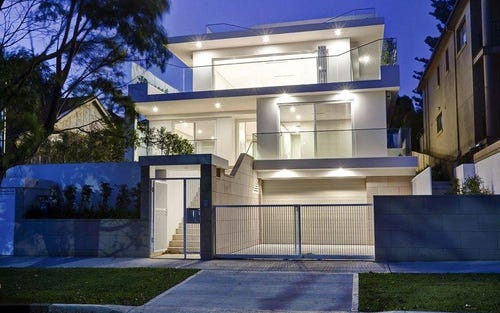 4 Dudley Road, Rose Bay NSW