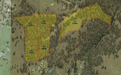 Lot 7 Panhandle Road, Uralla NSW 2358