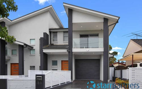 78A CANAL ROAD, Greystanes NSW