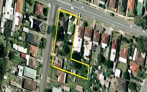 Lot 20-22 & 2A, Hawksview St & Cecil St, Guildford NSW 2161
