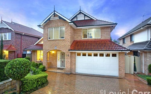 15 Tallowood Grove, Beaumont Hills NSW 2155