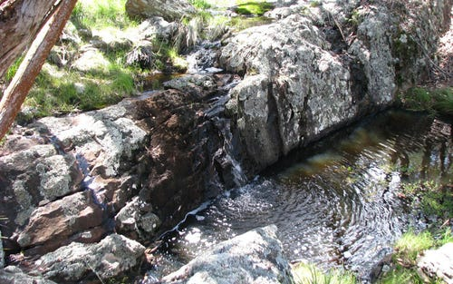 Waterfall Rhyanna Road, Goulburn NSW 2580
