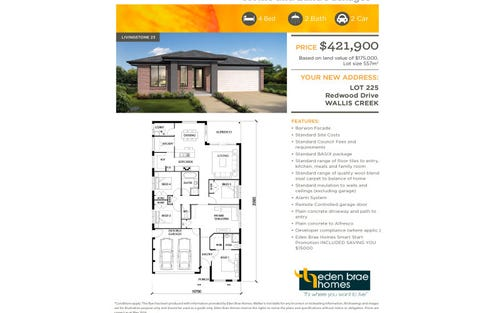 Lot 225 Redwood Drive, Gillieston Heights NSW 2321