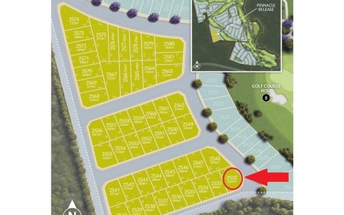 Lot 2532 Stonecutters Drive, Colebee NSW 2761